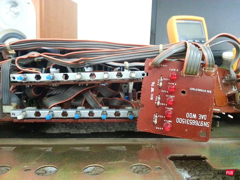 다시 보고 싶은 국산 모델들, 대우전자 ACS-98A 인티앰프 (8) - 빈티지 오디오 콘텐츠와 판매