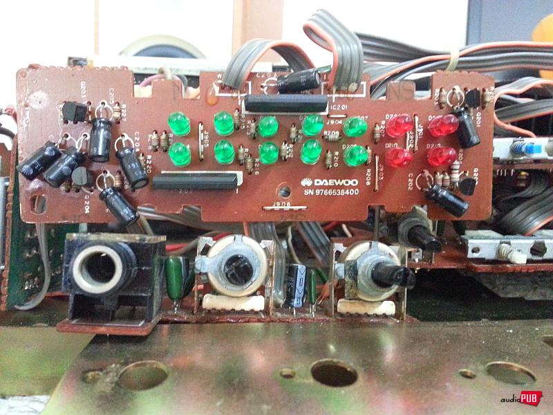 다시 보고 싶은 국산 모델들, 대우전자 ACS-98A 인티앰프 (3